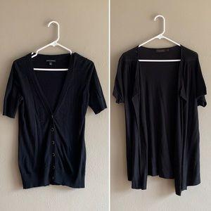 Set of 2❗️ Short Sleeve Black Cardigans